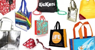 Creative Flexibility - Reusable Promotional Bags