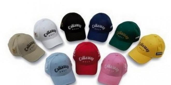 Golf-Caps