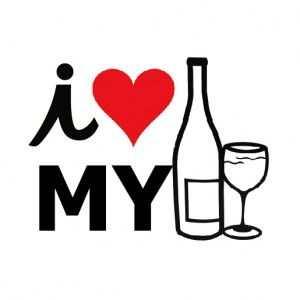 I Love My Wine